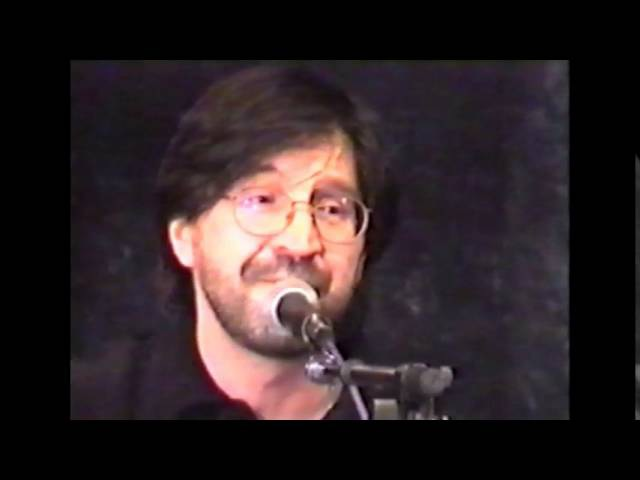 Юрий Шевчук (ДДТ) и Никита Зайцев в Орске 02.1998