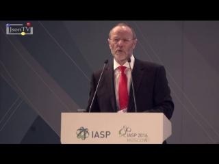 IASP 2016 Moscow. Малколм Перри, Surrey Research Park: Очень важно превращать спрос в предложение