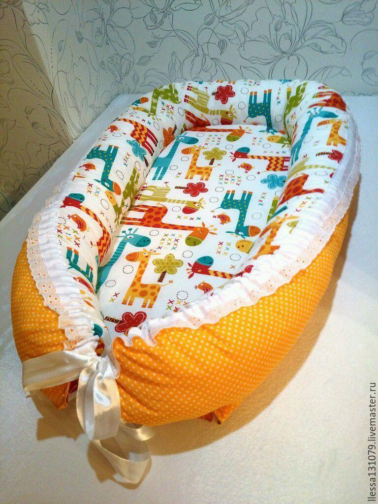 Матрас кокон для новорожденных сшить
