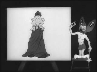 Рядовой Снафу рассказывает об умении маскироваться