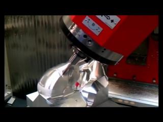 Обработка металла на станке с ЧПУ