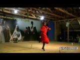 """Танец с кинжалами. """"Орлиная скала"""", Джубга.08.2016"""