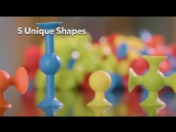 40% Smaller, 100% Fun- mini Squigz (2016)