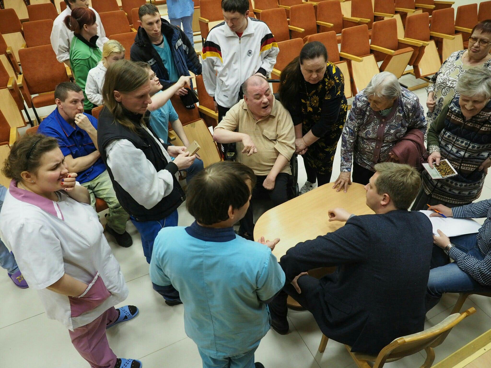 Пансионат уктус для престарелых православный дом престарелых обухов
