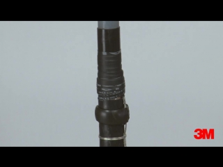 Концевая муфта холодной усадки для одножильного кабеля!