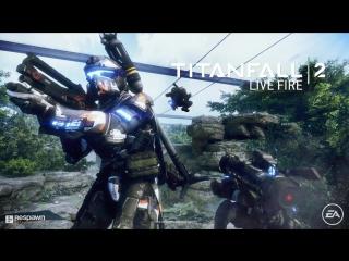 Titanfall 2 - тизер режима «Перестрелка»