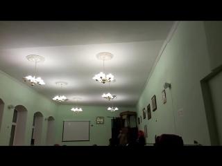 Имам Дамурали - О хиджабе (01.02.2017 г. Харьков)