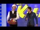 КВН Днепр - Игорь и Лена разбирают сувениры друзьям