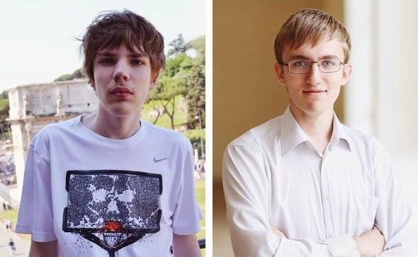 Знакомимся 🖐🏻 Ребят зовут Илья Кочергин (слева) и Гриша Юргин (справа)
