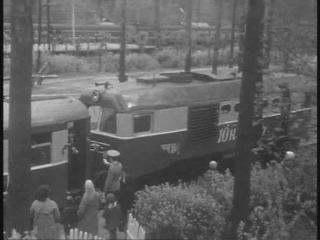 Московская Детская железная дорога. 1972 год. 1 часть.