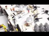 Лего Звёздные войны Обзор. Наступление на планете Хот 75098 LEGO Star Wars