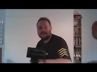 Paper Airplane Machine Gun _ Papierflieger-Maschinenpistole