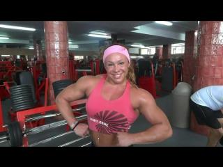 FBB Female Bodybuilding muscle women Бодибилдерши