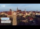 Баутцен: город башен в Саксонии - DailyDrone (2017) - Bautzen, Саксония