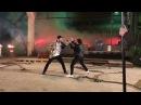Съемки ролика для Макса 100500 и ИванГая первая сцена мы дублеры
