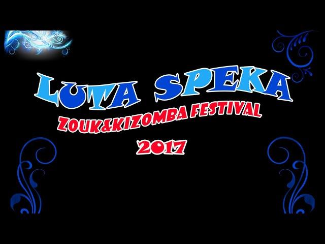 Luta Speka 2017 promo
