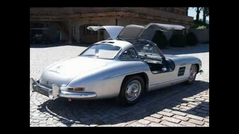 Mercedes Benz 300 SL W198