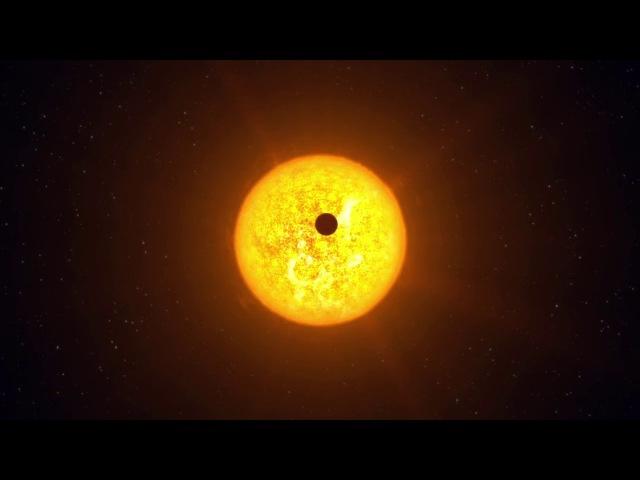 ESOcast 96: Ультрахолодный красный карлик и семь планет системы Trappist-1
