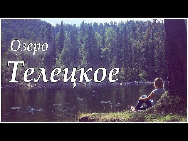 Горный Алтай. Озеро Телецкое. 1