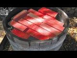 Как сделать печь камин на даче?