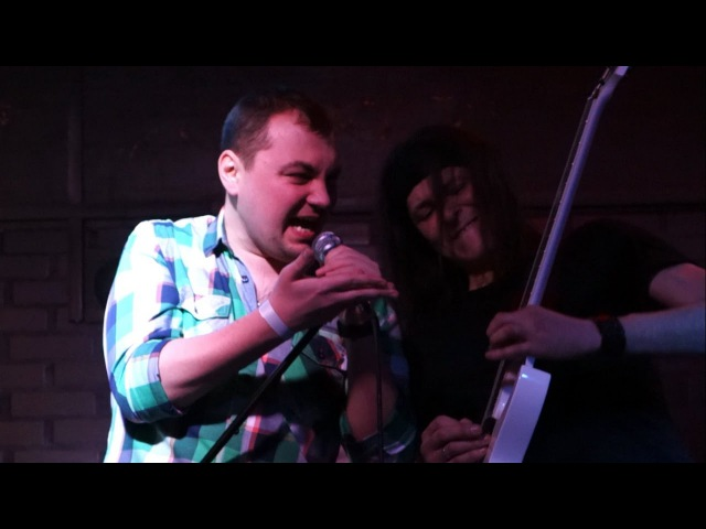 Hesperion - Танец Над Бездной (Live at Asylum Art Club, Kiev, 18.02.2017)