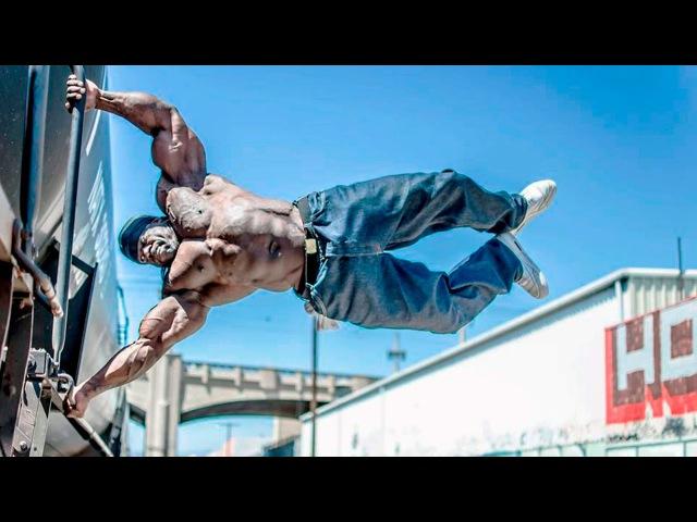 Самые крутые турникмены - Monsters of street workout