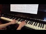 Мелодия на пианино П.Чайковский - Октябрь (Осенняя песнь) Tchaikovsky - Octobre Chantd'au