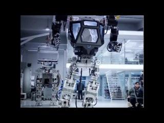 Korea Future Technology Mech Robot