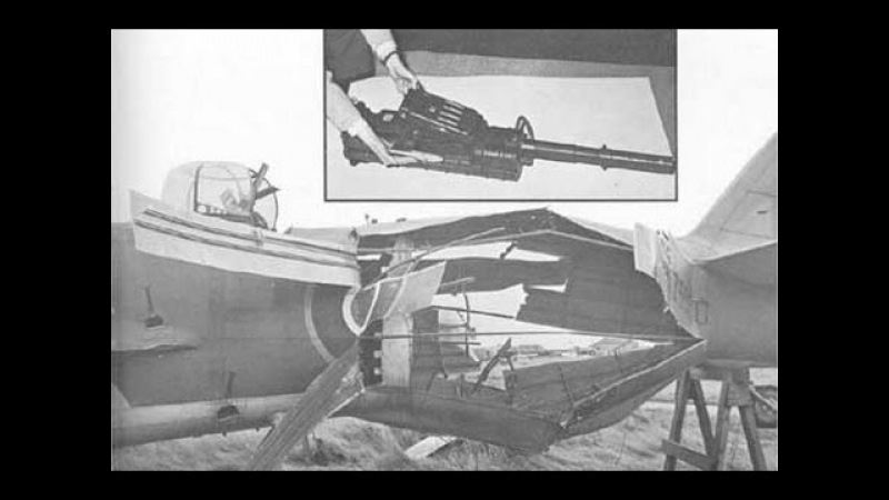 Боевая эффективность пушек и пулеметов на самолеты второй мировой войны (Живуче...