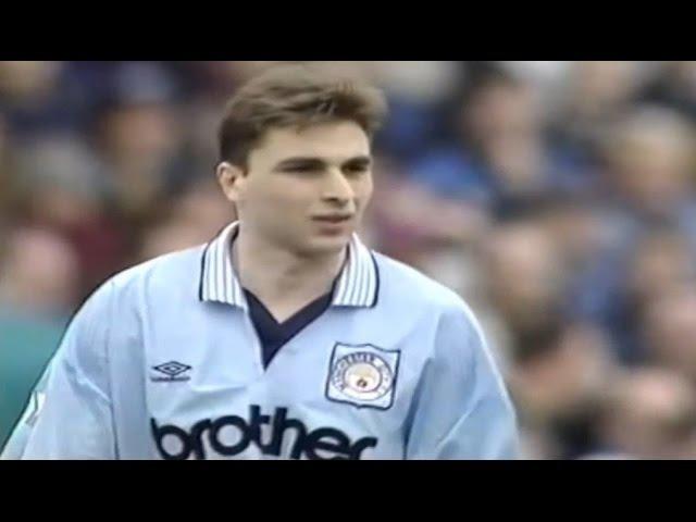 Georgi Kinkladze ● Manchester City ● Magic Skills Goals
