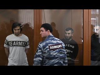 Чеченцы, готовившие теракты в Москве, получили от 3 до 14 лет тюрьмы (2017)