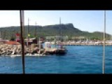 Потрясающая прогулка на пиратской яхте с капитаном-Зажигалкой, Кемер