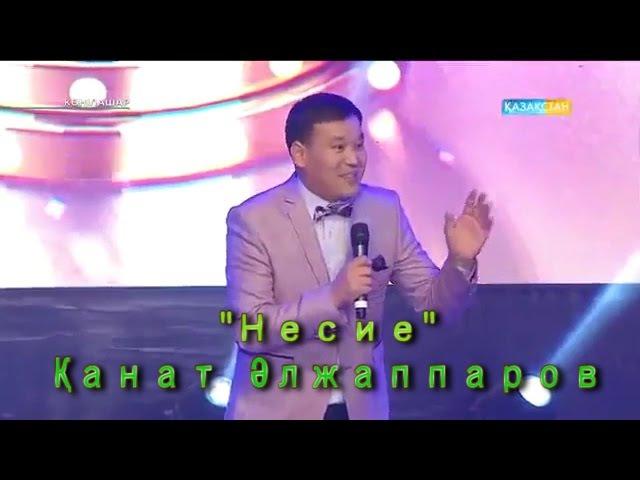 ҚАНАТ ӘЛЖАППАРОВ - НЕСИЕ Көңілашар жобасы