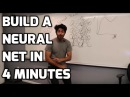 Build a Neural Net in 4 Minutes
