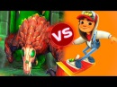 Temple Run 2: Blazing Sands VS Subway Surfers RIO 2016