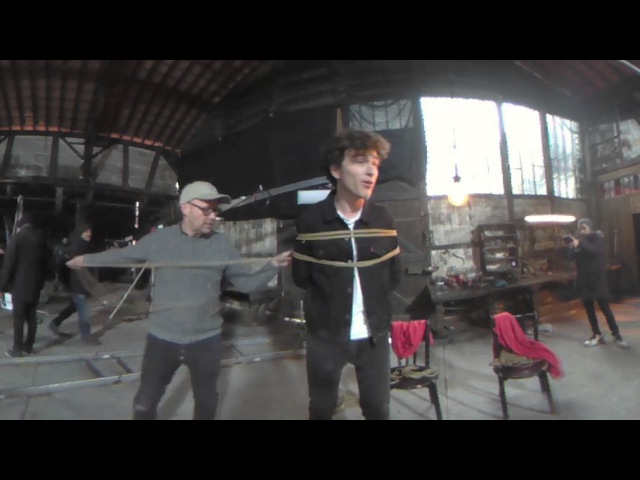 Ofenbach - Be Mine (Making of 360 video) - 360°