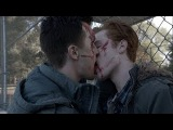 ICONIC GALLAVICH KISS SCENE  Ian and Mickey   Shameless  ГАЛЛАВИЧ - БЕССТЫЖИЕ