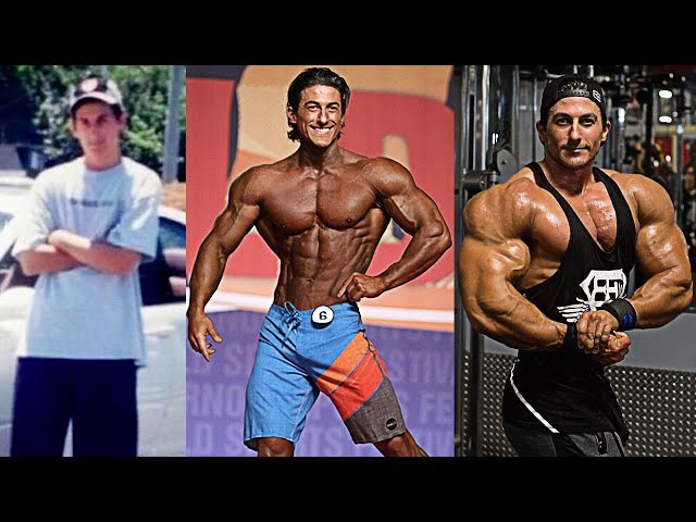 Sadik Hadzovic - From Mens Physique to Classic Physique - Transformation