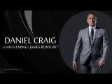Tribute Daniel Craig as James Bond 007