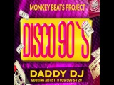 DADDY DJ  DISCO 90s  Live@KANDI Restobar #70