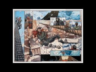 [Boom! Studios] Grant Morrison, Dan Mora - Klaus / Клаус (8 выпусков)