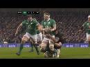 Rugby union 2016 Ireland vs New Zealand - Autumn International