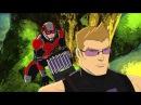 Команда Мстители - Новенький - Сезон 2 Серия 19 Marvel