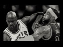 Who Is The Real King ? LeBron James Vs. Michael Jordan Comparison-HD