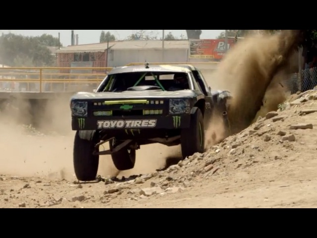 Monster Energy- Ballistic BJ Baldwin Recoil 2 - Unleashed in Ensenada, Mexico
