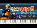 Wind - Naruto Shippuden Opening 17 (Piano Tutorial)