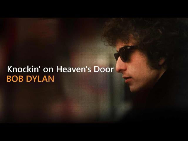 Knocking On Heaven's Door - Bob Dylan - Lyrics/แปลไทย