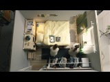 IKEA square metre challenge part 1 Tiny bedroom for two