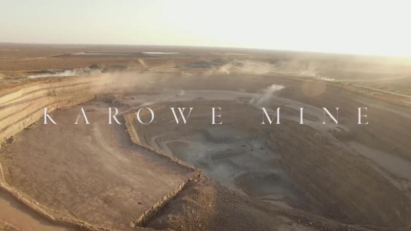 De Grisogono - theDiamondStory Karowe Mine
