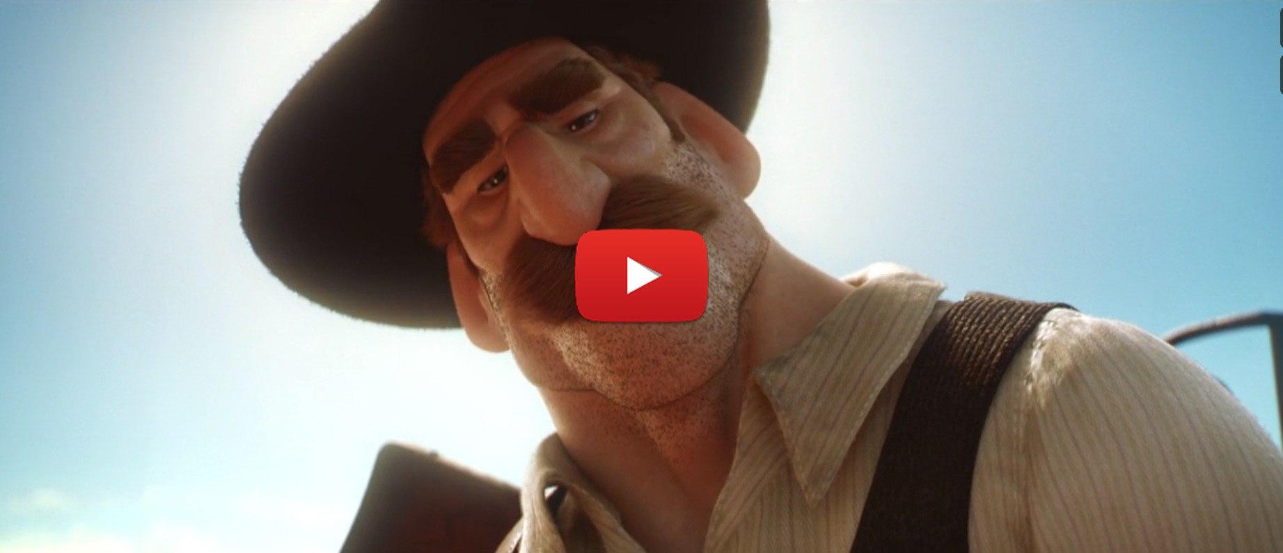 Новый короткометражный мультфильм от Pixar